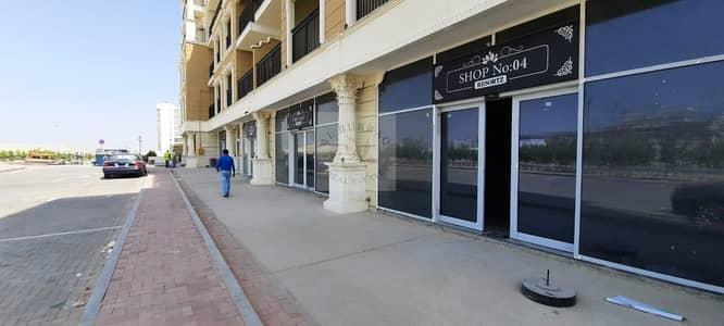 محل تجاري  للايجار في أرجان، دبي - SHELL CORE RETAIL for RENT @ RESORTZ