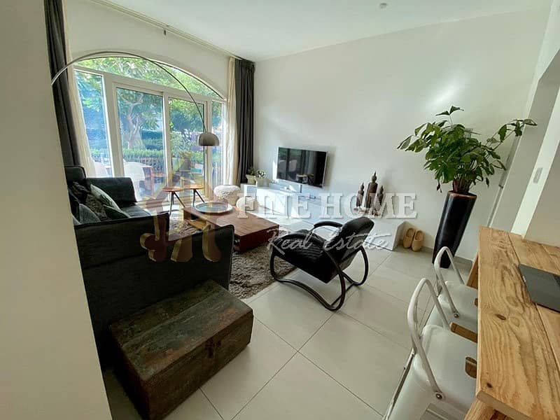 15 An Amazing 1BR Apartment infront of the Pool