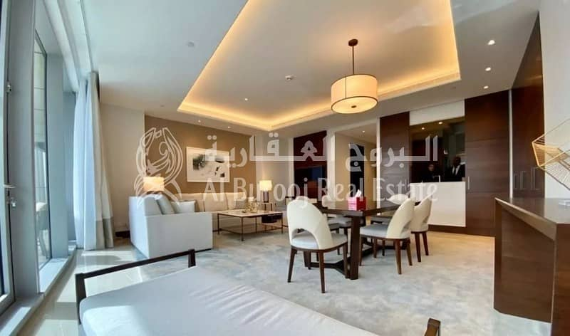 Fully Furnished & Serviced 1-BR for Sale  Sky Views