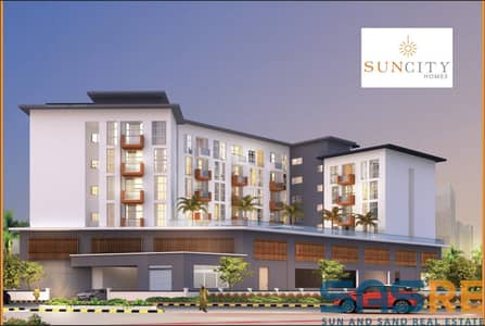 2 Bedroom Apartment for Sale in International City, Dubai - 2BR apt -New building-Smart homes technology