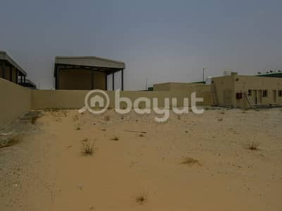 Mixed Use Land for Rent in Al Saja, Sharjah - LAND WITH   OFFICES AVAILABLE FOR RENT IN AL HANOO AREA SAJAA