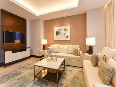 3 Bedroom Flat for Sale in Downtown Dubai, Dubai - 3 Bedroom Unit I High Floor I Address Sky View 2