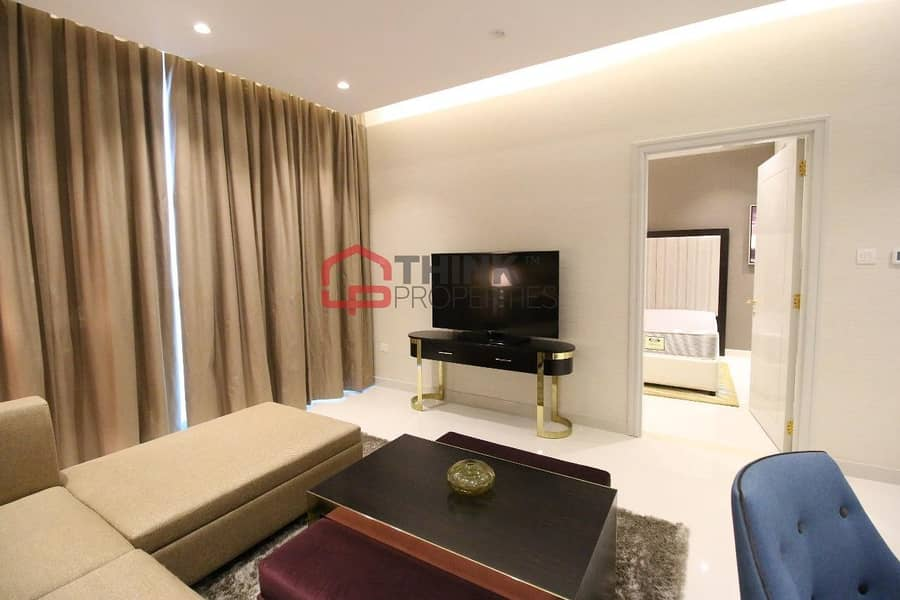 2 Fully Furnished 2BR Apartment With Balcony