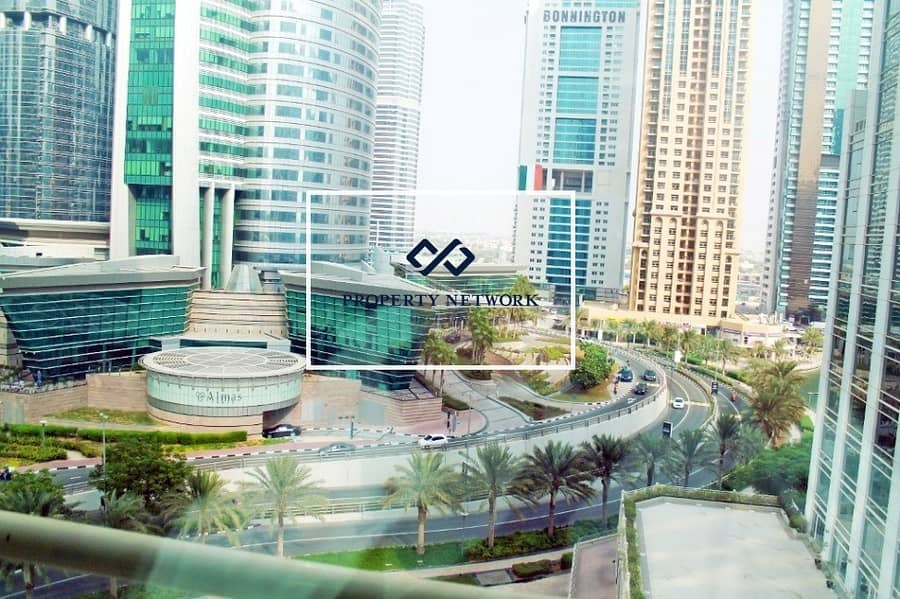 10 Spacious Fitted Office(s) in Palladium Tower JLT