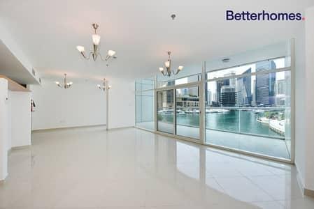 شقة 3 غرف نوم للبيع في دبي مارينا، دبي - Duplex I Panoramic Marina Views I Rented