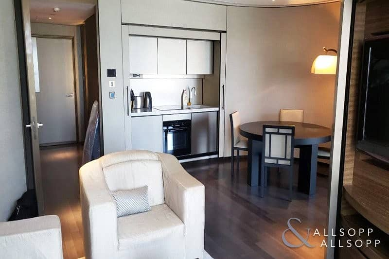 2 One Bedroom | Serviced Apartment | Armani