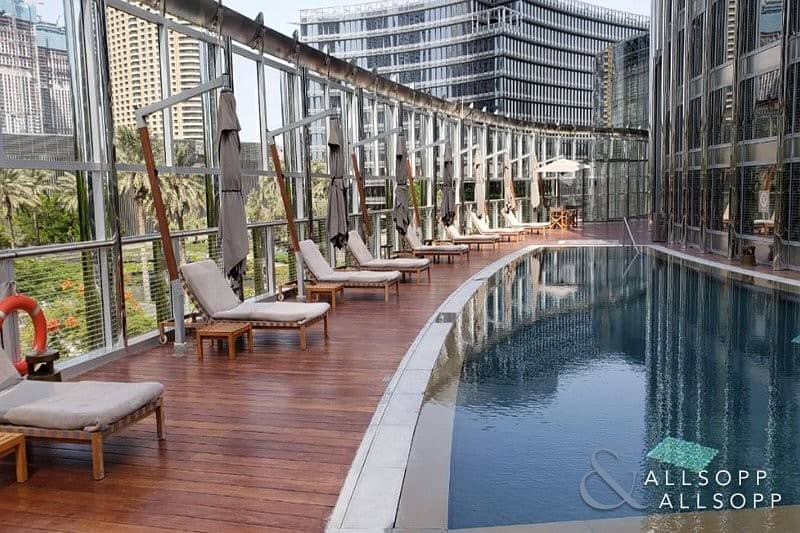 10 One Bedroom | Serviced Apartment | Armani