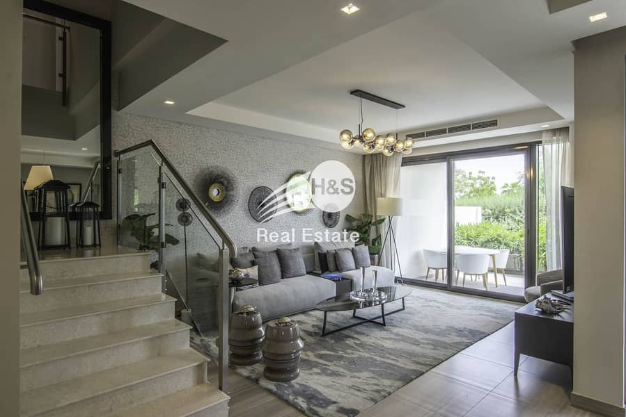 2 OPEN HOUSE for Show Villa | Park and Pool Facing