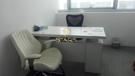 Office for Rent in Business Bay, Dubai - Fully Furnished Service Office for rent in  Business Bay