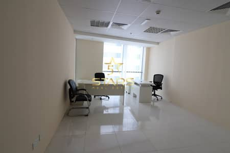 Office for Rent in Business Bay, Dubai - Walking Distance from Metro Station ! Furnished Office in business bay for rent