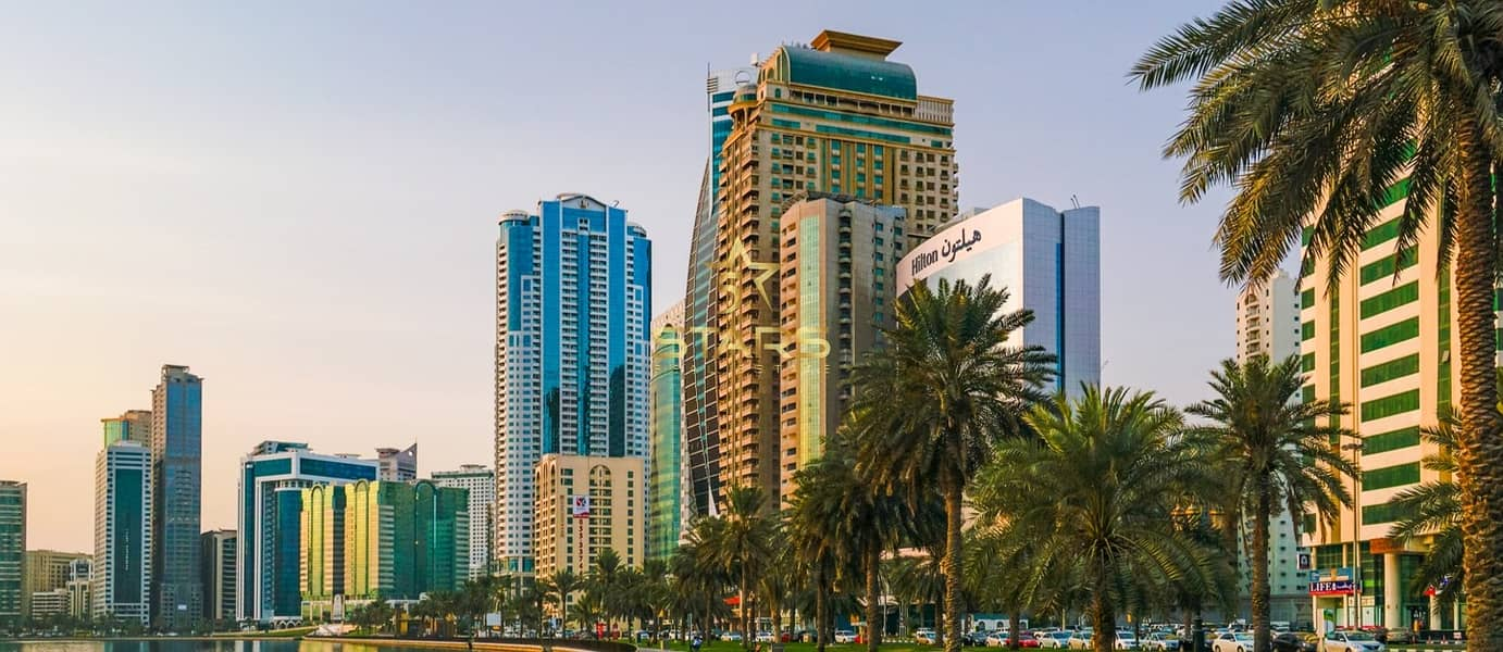 8 3 Bedroom Apartment at Taawun AED 590K