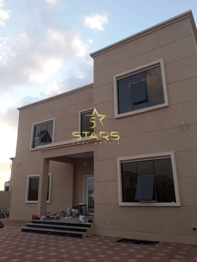 2 5 BEDROOM VILLA FOR SALE IN SHARJAH...!!!!