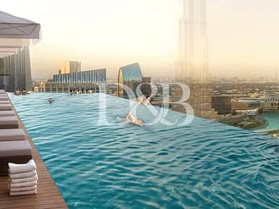 Ready To Move In | 3 Bedroom | Burj Khalifa View