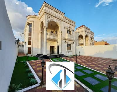 5 Bedroom Villa for Sale in Al Rawda, Ajman - From the owner directly at an exclusive price without down payment and the possibility of bank financing with a very easy monthly installment