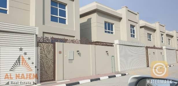 5 Bedroom Villa for Sale in Al Rumaila, Ajman - Brand new!! Super Deluxe!! garden space . . . . . . . . . . Al Rumaila . .