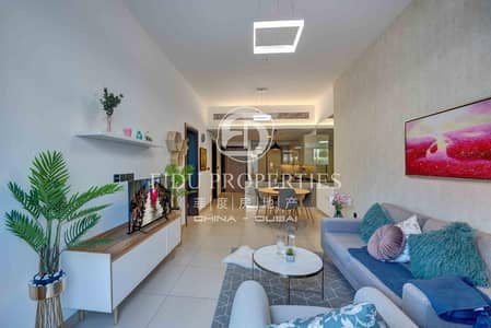 1 Bedroom Apartment for Sale in Jumeirah Village Circle (JVC), Dubai - 10 Years Payment | 4% DLD Waiver | Study Room