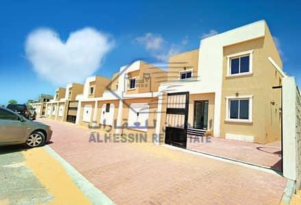 4 Bedroom Villa for Sale in Al Zahia, Ajman - Owns a villa for sale in Ajman, super deluxe finishing