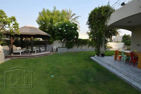 4 Bedroom Villa for Rent in The Meadows, Dubai - Exclusive | Available October | Fully Upgraded