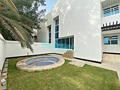 فیلا 4 غرف نوم للايجار في أم سقیم، دبي - Light Filled 4 Bed Villa With A Jacuzzi And Garden