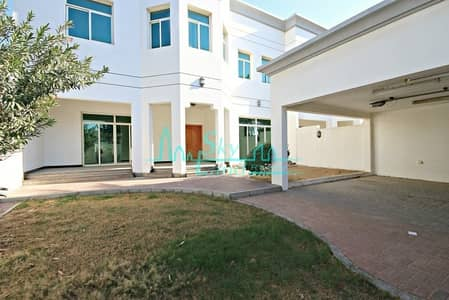 4 Bedroom Villa for Rent in Jumeirah, Dubai - 1 MONTH FREE! SPACIOUS  4 BED+STUDY VILLA IN  JUMEIRAH 2