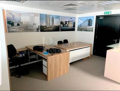 Office for Rent in Jumeirah Lake Towers (JLT), Dubai - Fully furnished | Best deal | Spacious