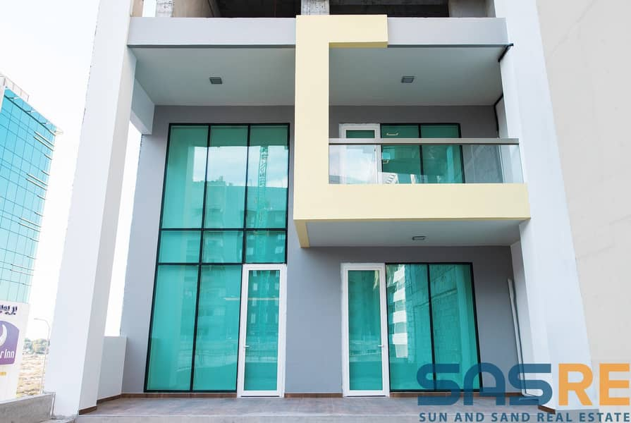 Exclusive 3BHK+Maids+Study | Family Apt.