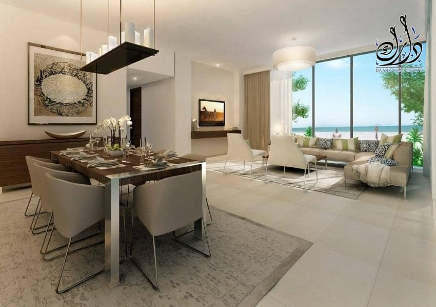 2 Own your villa now in the Sharjah Waterfront Resort