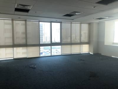 Office for Rent in Al Qasimia, Sharjah - Chiller Free Open Lay-out Office for Lease