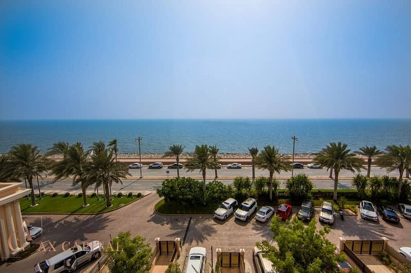10 Full Sea View | Fully Furnished