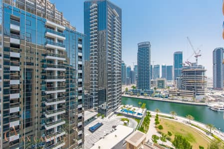 2 Bedroom Apartment for Sale in Dubai Marina, Dubai - Dubai Marina View | Unfurnished | Very Spacious