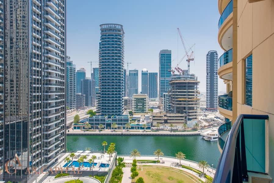 13 Dubai Marina View | Unfurnished | Very Spacious