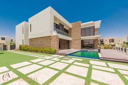 فیلا 5 غرف نوم للايجار في داماك هيلز (أكويا من داماك)، دبي - Golf Course & Lake View | Spacious 5 Bed + Maids