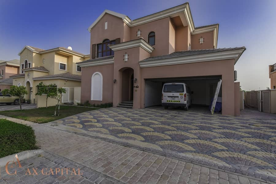 Golf View | Ready 4 Bedroom Villa | Hot Deal