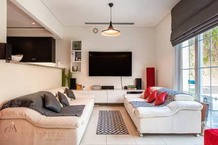 1 Bedroom Townhouse for Sale in Jumeirah Village Circle (JVC), Dubai - Very Spacious   Equipped Kitchen   Private Garden