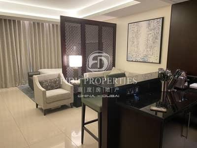 استوديو  للايجار في وسط مدينة دبي، دبي - Studio l Fully Furnished l Bills Included