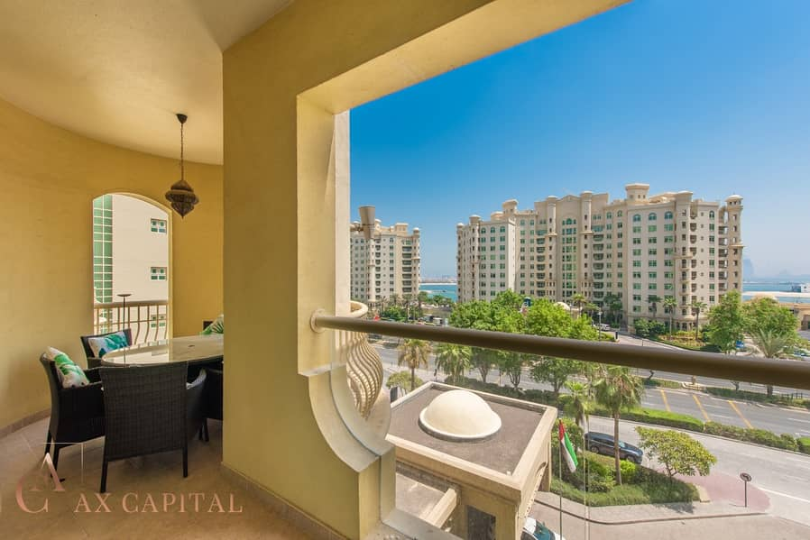 Exclusive | Fully Furnished | Partial Sea View