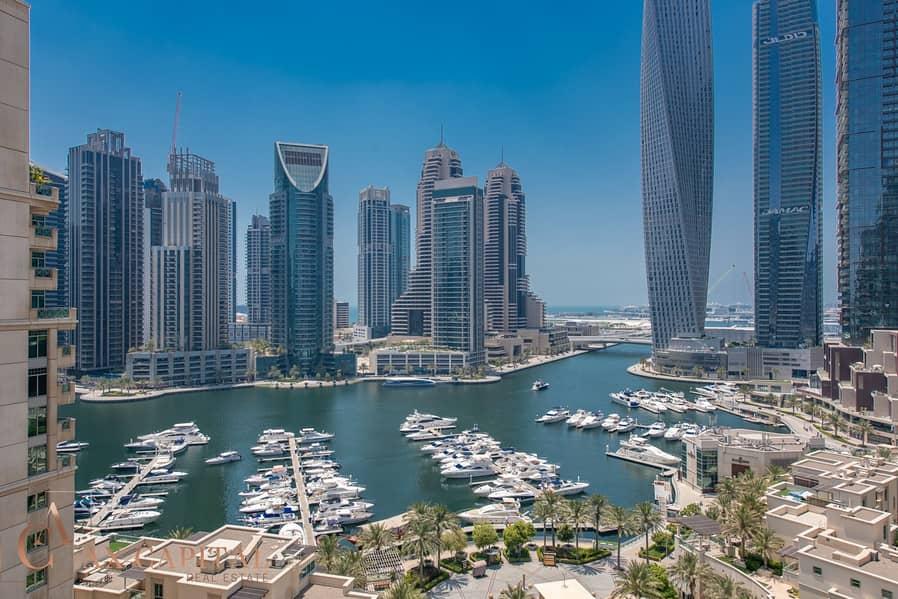Study Room   Dubai Marina View   Unfurnished