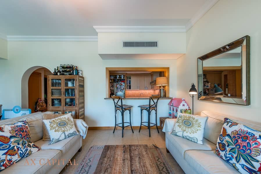 2 Exclusive | Fully Furnished | Partial Sea View