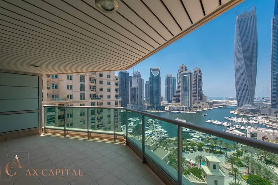 11 Study Room   Dubai Marina View   Unfurnished