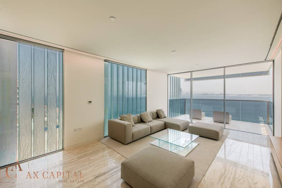 Sea View | Fully Furnished | Maintained