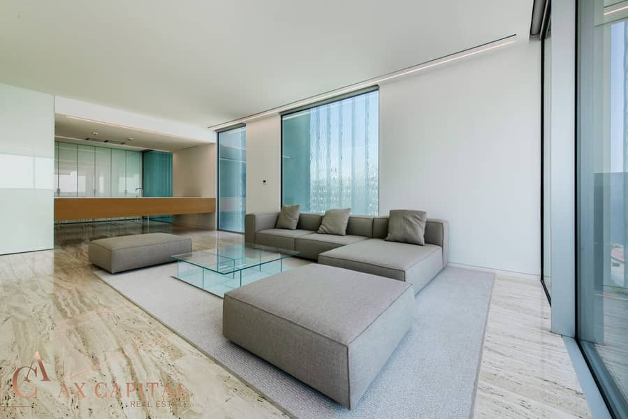 2 Sea View | Fully Furnished | Maintained