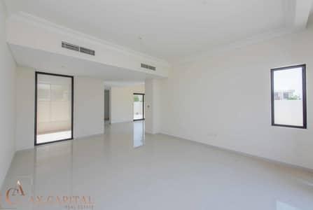 4 Bedroom Villa for Sale in DAMAC Hills (Akoya by DAMAC), Dubai - 4 bedroom | Single row | close to pool