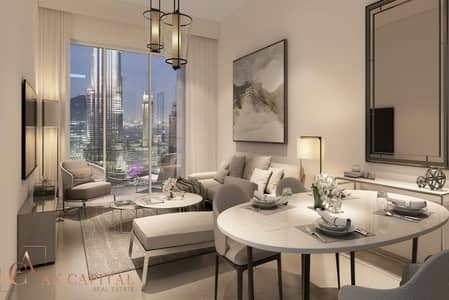 2 Bedroom Flat for Sale in Downtown Dubai, Dubai - Resale | Close to Handover | Cheapest