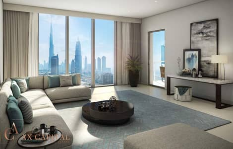 3 Bedroom Apartment for Sale in Downtown Dubai, Dubai - Spacious | Resale | Good Deal