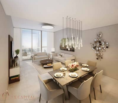 2 Bedroom Apartment for Sale in Downtown Dubai, Dubai - Fantastic Layouts  | Close to Handover