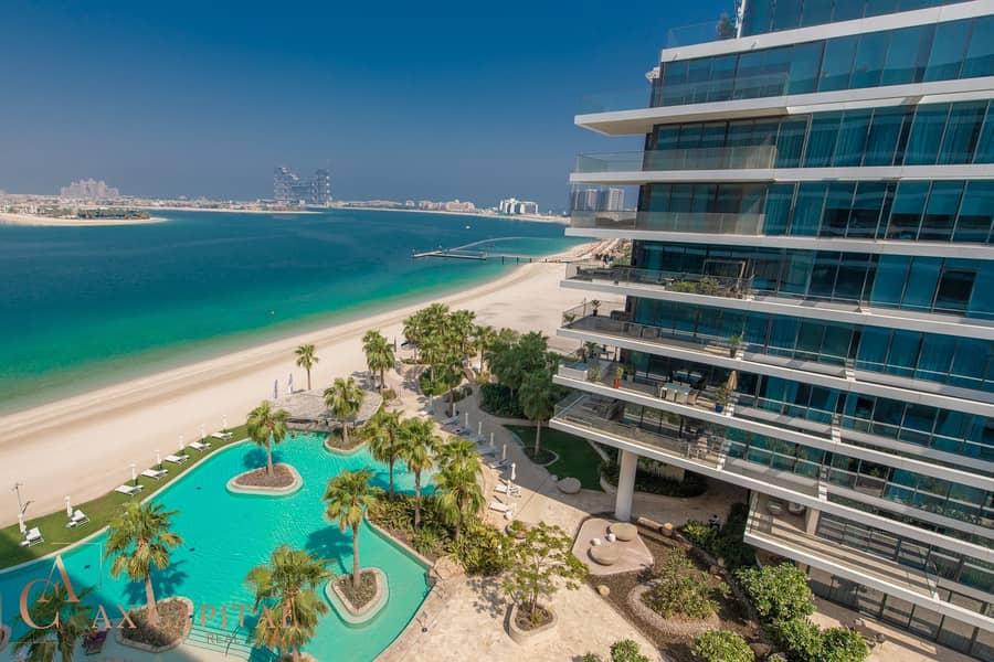 14 Panoramic Palm View | Half-Penthouse