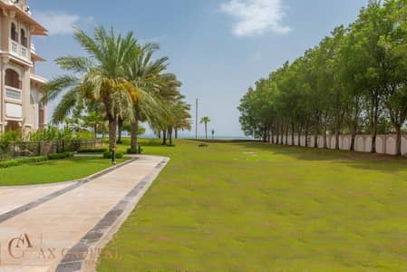فلیٹ 2 غرفة نوم للايجار في نخلة جميرا، دبي - Beach Access | Maintained | Fully Furnished