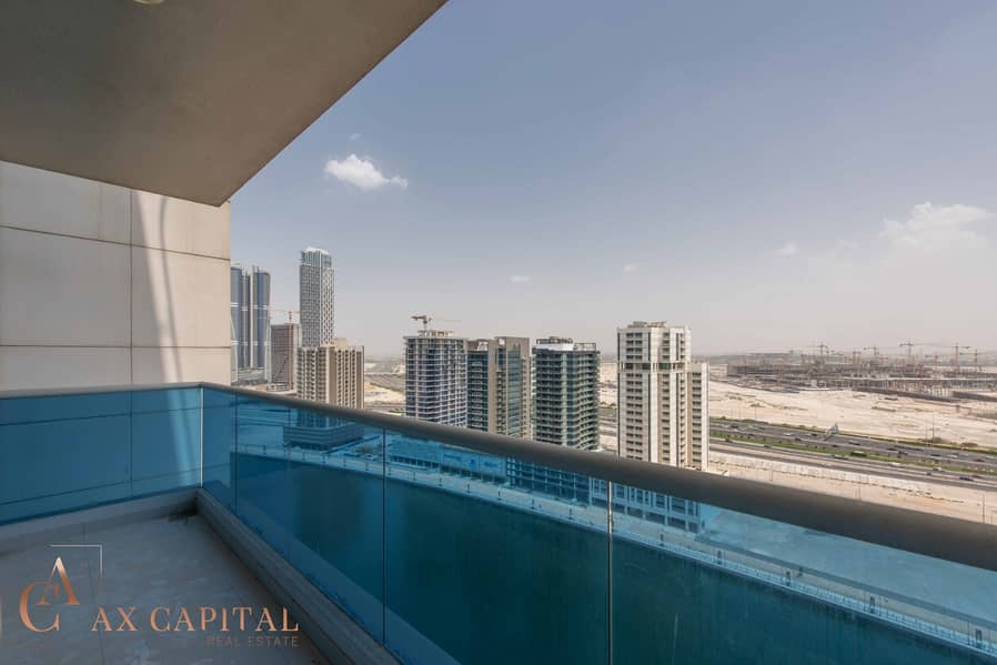 13 Balcony | Canal View | Unfurnished