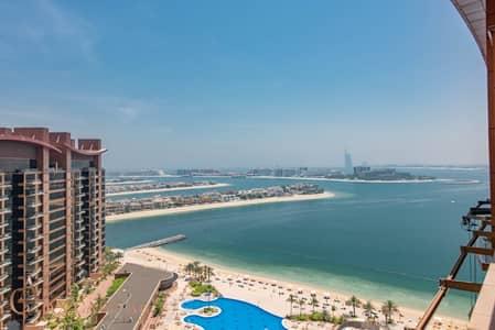 بنتهاوس 4 غرف نوم للايجار في نخلة جميرا، دبي - Sea View   Very Spacious   Well Maintained