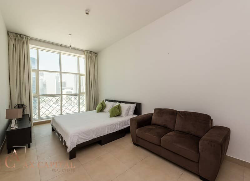 2 Fully furnished | Studio | Spacious